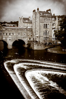 Pulteney Weir Bath